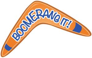 Boomerang-ORANGE