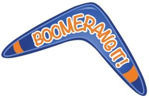 Boomerant-BLUE