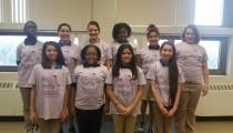 Bates Middle School: Girls Breaking Boundaries totally dig Jane