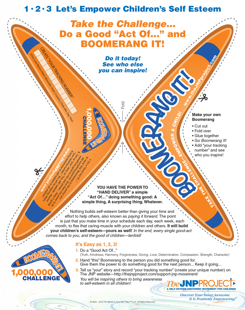 BoomerangCut-Out