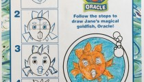Ricky, 11, Jonesboro, AR, Drawing Oracle