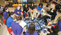 Bates Middle School Circle Reading