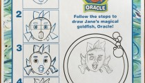 Mary, 11, Orange County, CA, Drawing Oracle