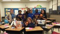 JNP Visits Bates Middle School!